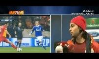Selçuk İnan - Schalke 2 - 3 Galatasaray.. (Maç Sonu Yorumu) 12.03.2013