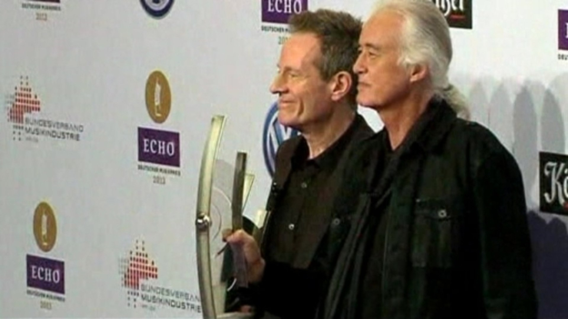 Led Zeppelin want to inspire younger musicians