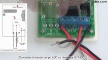 Comment commander à distance deux appareils electriques differents par un kit commande rdio 1 touche