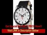 [BEST PRICE] Mondaine Men's Sport II Chronograph White Dial A690.30338.11SBB
