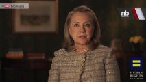 RAW: Hillary Clinton Announces Support For Gay Marriage | NewsBreaker | OraTV