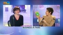Business à Paris: A La Mère de Famille et Sandrine Gulbenkian dans Paris est à vous - 22 mars 4/5