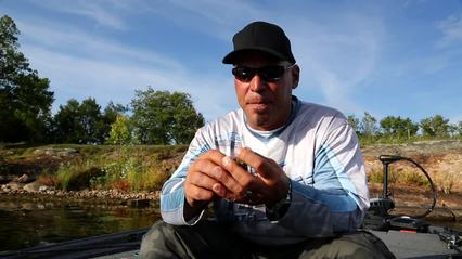 Bass Fishing With Flipping Jigs