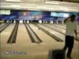 Régis au bowling