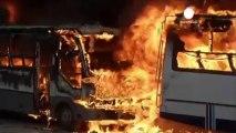 Egypte : heurts près du siège des Frères musulmans au...
