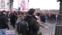 Manif pour tous: polémique sur la dispersion des manifestants