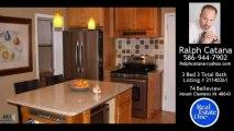 74 Belleview, Mount Clemens, MI - $215,000