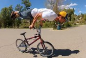 GoPro Artur Luckhaus - Freestyle BMX - 2013