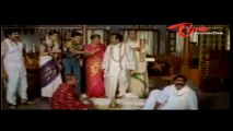 Comedy Scene - Brahmanandam Marriage With Monkey