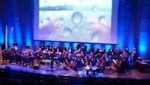 Extrait de Water Rock'n' Roll de Tan Dun : Orchestre symphonique des Pays-Bas - Unesco