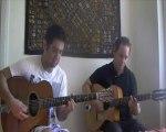 Jazz Manouche -Them there eyes- gypsy jazz