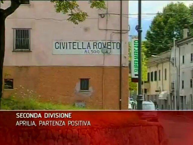 APRILIA CALCIO PARTENZA POSITIVA