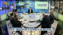 BCE - Draghi est-il sourd à la révolte