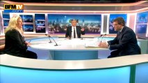 BFM Politique: l'interview BFM business, Arnaud Montebourg répond aux questions d'Hedwige Chevrillon - 24/03