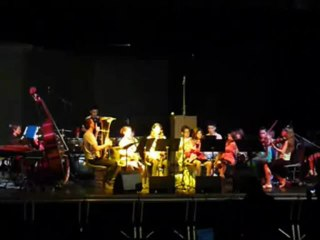 Orchestre junior 20 juin 2012