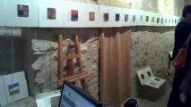 L'Art en taille XS - Exposition collective du Cercle des Artistes de Saint Paul de Vence en 2012