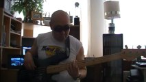 B. B. King & John Mayer The Thrill Is Gone Live in Chicago Bass cover Bob Roha