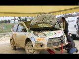 Essais de la twingo R2 EVO - Laurent Clutier - Brice Brun