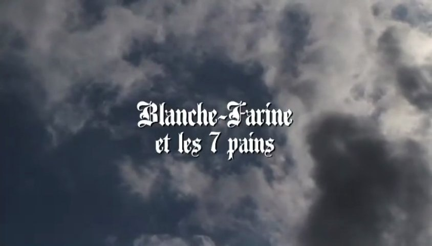 Blanche Farine et les 7 pains