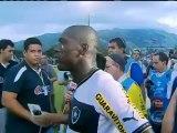 Clarence Seedorf carton rouge (Botafogo vs Madureira)