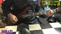 MAN WITH A MISSION~Get Off of My Way(COVER)with ZOOM G5