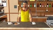 Le Ralf Coffee Shop - Episode 017 - Que 8000 habitants à Londres?! Only 8000 people in London?!