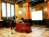 Premiile UZP 2012: Cristina Nichitus Roncea si Victor Roncea pentru Basarabia-Bucovina.Info