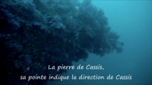 Plongée : La pierre à cassis  - Plongée Marseille