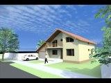 Proiecte case moderne, modele case moderne, planuri case moderne