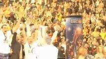 BBL-Pokal: Der 7. Streich in eigener Halle - Alba holt den Pokal