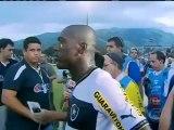 L'expulsion de Seedorf lors d'un match avec Botafogo