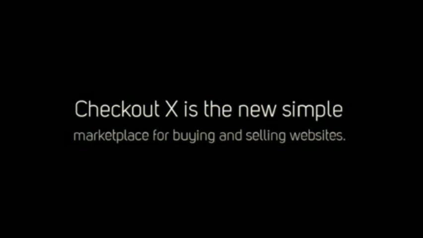 Checkout X – Place to Buy, Sell, Trade Websites