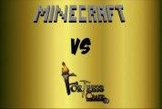 FortressCraft VS Minecraft: DJKeemstar Dual Commentary (Commentary/Debate)