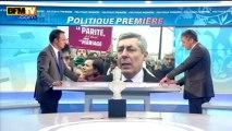Politique Première: stratégie de communication calibrée avec les déclarations de Sarkozy sur Facebook - 26/03