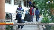 Le sud de la Tunisie délaissé par les touristes étrangers