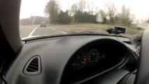 Compteur vitre AV G Honda Integra TypeR DC2 ITR GoPro Hero2 2013