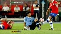 Чили – Уругвай 1 тайм