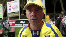 ITW supporters Biarritz - Clermont