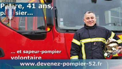Sapeur-pompier volontaire en Haute-Marne : Pourquoi pas vous ?