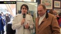 Entrevista a Jochen Mass - Leyenda de la F1 - Barcelona Montjuic Revival - PRMotor TV Channel (HD)
