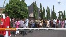 Les catholiques africains préparent Pâques