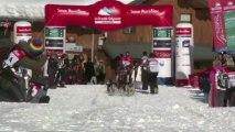 La Grande odyssée Savoie Mont Blanc sur TV8 Mont Blanc dans La Place du Village