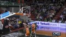 Basket : Victoire du MSB contre Limoge (Le Mans)