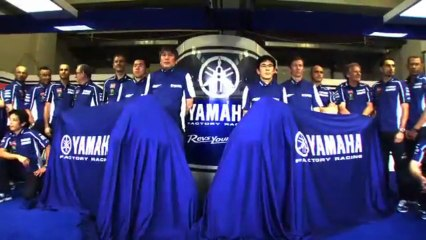 Yamaha Team Launch 2013