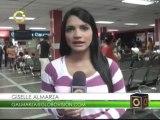 Pasajeros denuncian lentitud en la venta de boletos en el terminal de ferrys de Puerto La Cruz