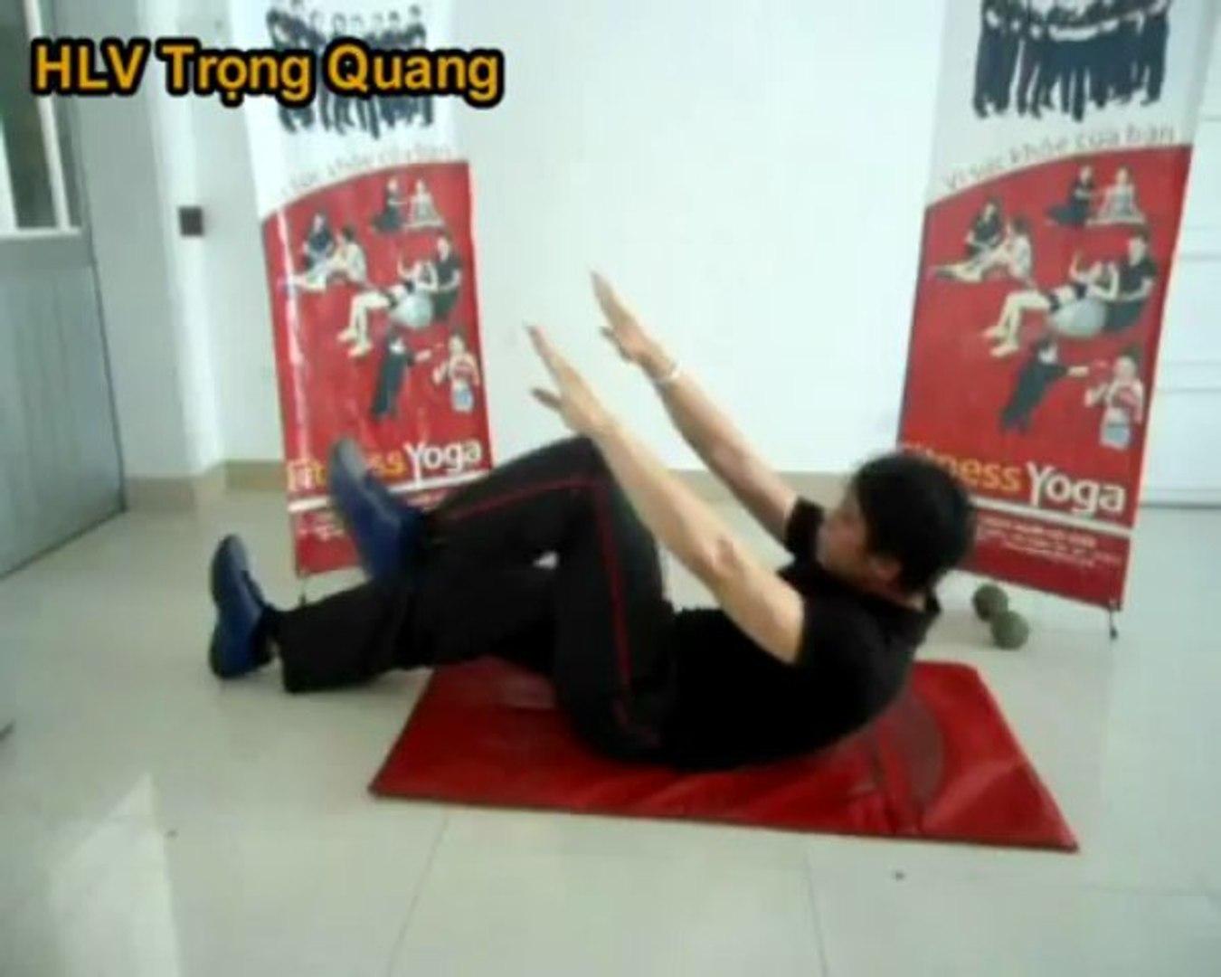 Khỏe đẹp mỗi ngày p9 huấn luyện viên cá nhân Người Việt Khỏe