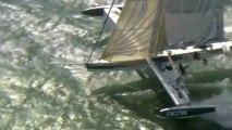 REGATTA # 141 - Foiler, l'histoire des bateaux qui volent