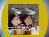Design And Print My Own Labels | Discounted rate Design And Print My Own Labels