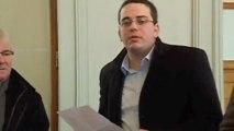Benoit Carpentier se souvient de son voyage en Tunisie