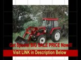 [BEST BUY] - NorTrac 82XT 82 HP 4WD Tractor with Front End Loader & Backhoe - with Ag. Tires